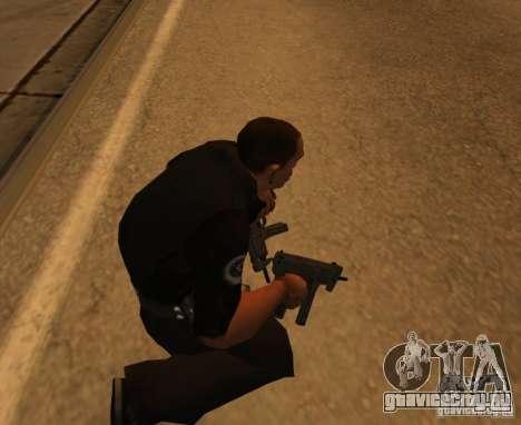 Пак Отечественного Оружия Модернизированный для GTA San Andreas третий скриншот