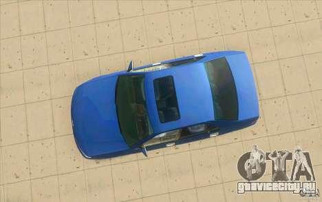 Peugeot 406 1.9 HDi для GTA San Andreas вид справа