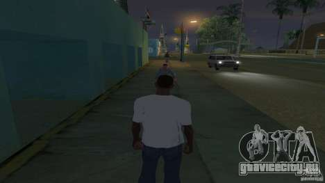 футболка Troll face для GTA San Andreas второй скриншот