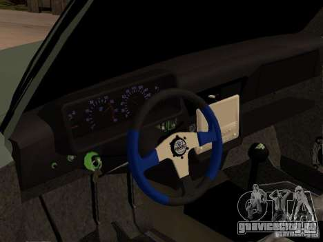 Lada Niva 21214 Tuning для GTA San Andreas вид сбоку