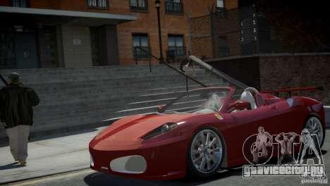 Ferrari F430 Spider для GTA 4