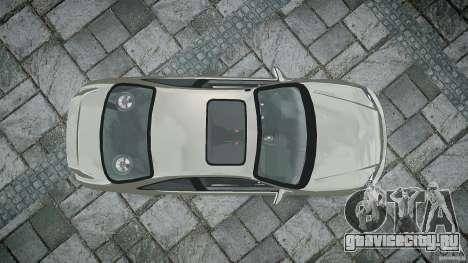 Honda Civic Coupe для GTA 4 вид справа