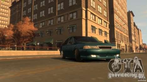 Daewoo Nexia Tuning для GTA 4