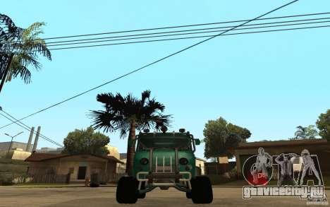 УАЗ Буханка hard off-road для GTA San Andreas вид справа