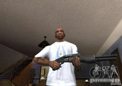 Weapon Pack by viter для GTA San Andreas двенадцатый скриншот