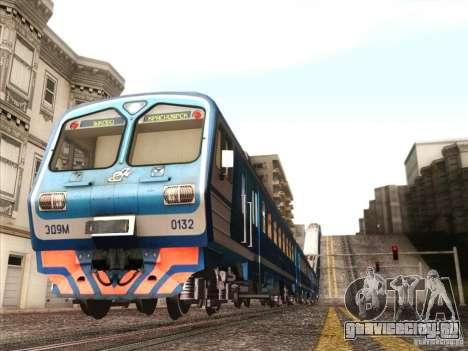 TrainCamFix для GTA San Andreas третий скриншот
