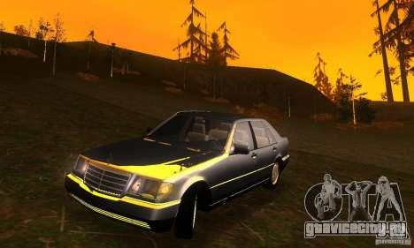 Mercedes-Benz 600SEL v2.0 для GTA San Andreas