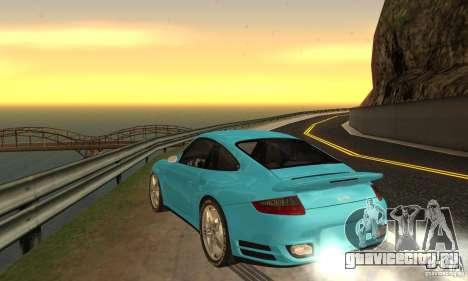Color Correction для GTA San Andreas второй скриншот