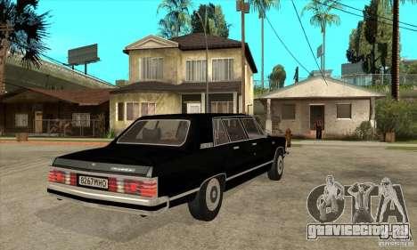 ГАЗ 14 Чайка для GTA San Andreas вид справа