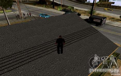 Новый дом Биг Смоука для GTA San Andreas десятый скриншот