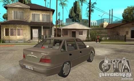 Daewoo Nexia Dohc 2009 для GTA San Andreas вид справа