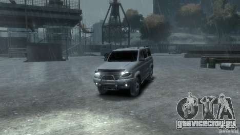 УАЗ 3160 Патриот для GTA 4