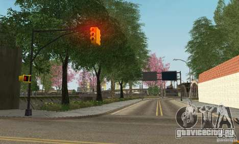 Green Piece v1.0 для GTA San Andreas второй скриншот