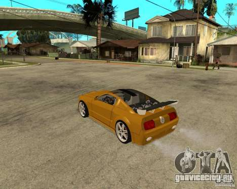 Ford Mustang GT 2005 Concept JVT LORD TUNING для GTA San Andreas