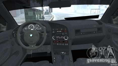 BMW e36 M3 для GTA 4 вид сверху