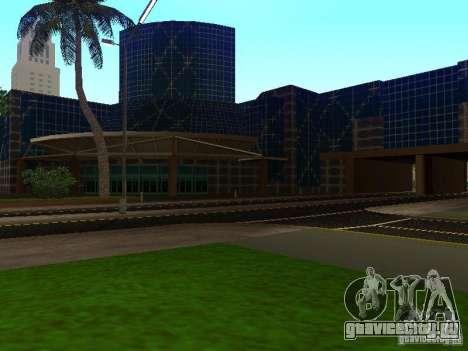 Новое здание в LS для GTA San Andreas