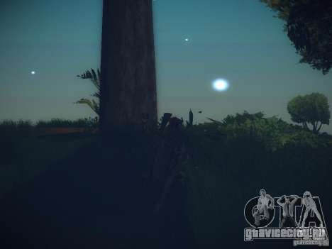 ENB v2 by Tinrion для GTA San Andreas шестой скриншот