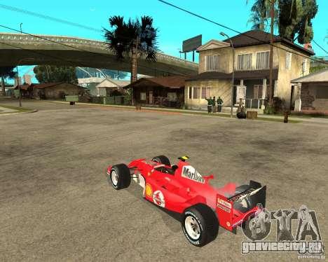 Ferrari F1 для GTA San Andreas