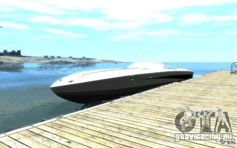 New Jetmax для GTA 4 вид изнутри