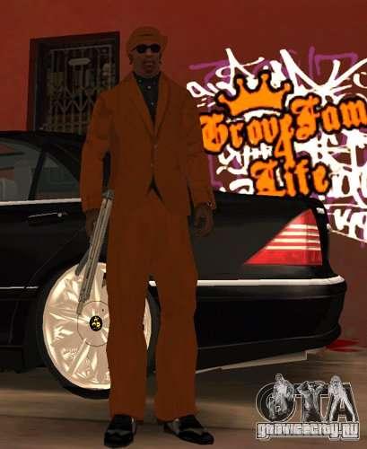 Замена банд, татуировок, одежды и т.п. для GTA San Andreas шестой скриншот
