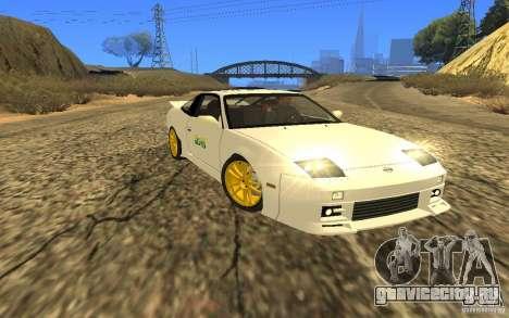 Nissan 240SX X1800 для GTA San Andreas