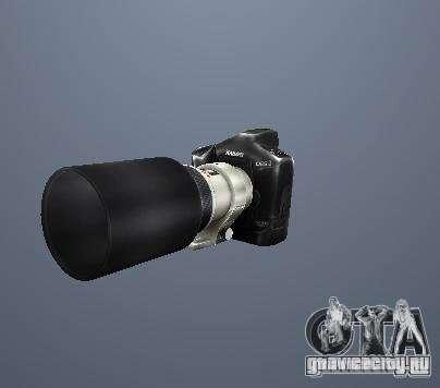 Пак высоко полигонального оружия для GTA San Andreas шестой скриншот