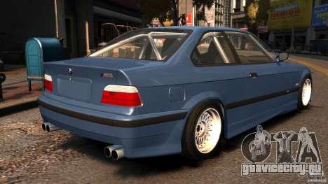 BMW M3 E36 FSC для GTA 4