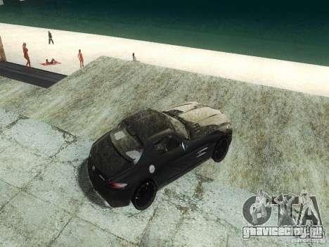 ENBSeries Beta для GTA San Andreas пятый скриншот
