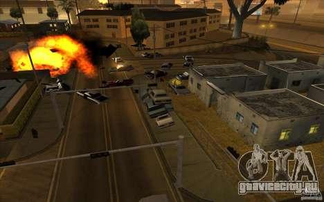 Рисование для GTA San Andreas