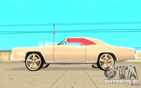 Rim Repack v1 для GTA San Andreas одинадцатый скриншот