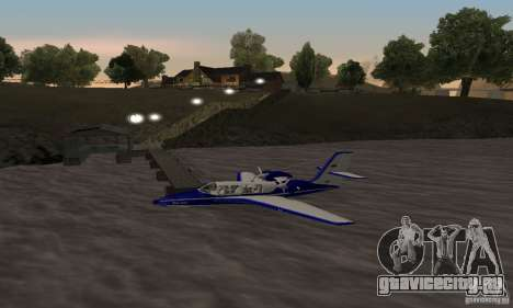 Бериев Бе-103 для GTA San Andreas вид слева