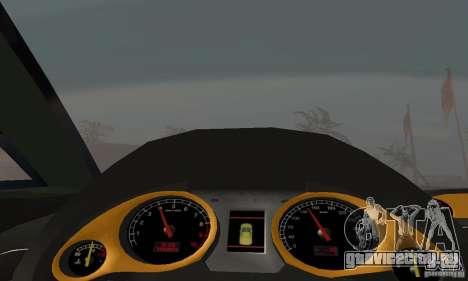 Lamborghini Gallardo для GTA San Andreas вид справа