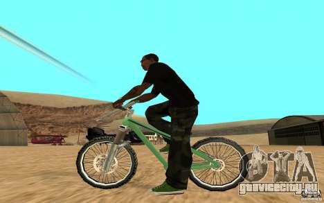 Dirt Jump Bike для GTA San Andreas