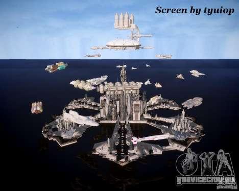 Звездные врата - Атлантида для GTA 4