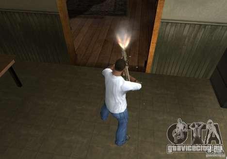 KAC PDW для GTA San Andreas пятый скриншот