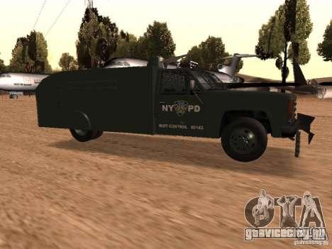 GMC SIERRA 3500 для GTA San Andreas