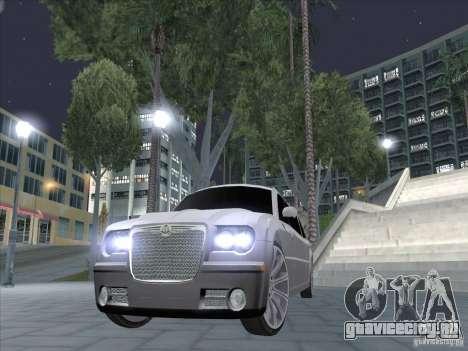 Chrysler 300C Limo для GTA San Andreas