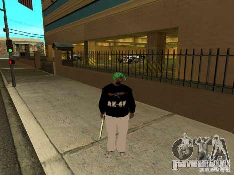 Новый толстый Грув для GTA San Andreas четвёртый скриншот