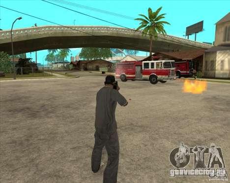Gta IV weapon anims для GTA San Andreas пятый скриншот