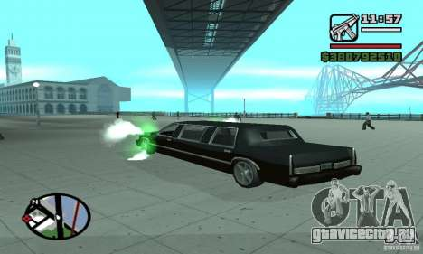 Продувка как в NFS для GTA San Andreas