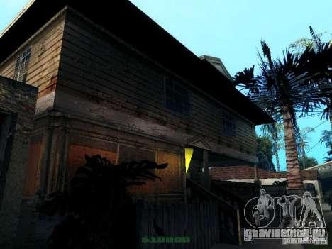 ENBSeries v1 для GTA San Andreas шестой скриншот
