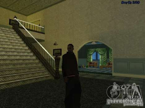 Winter bmyst для GTA San Andreas второй скриншот