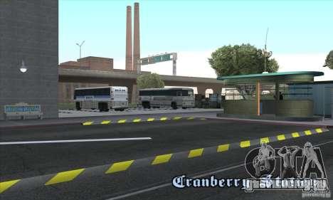 BUSmod для GTA San Andreas четвёртый скриншот