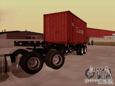 Container для GTA San Andreas вид слева