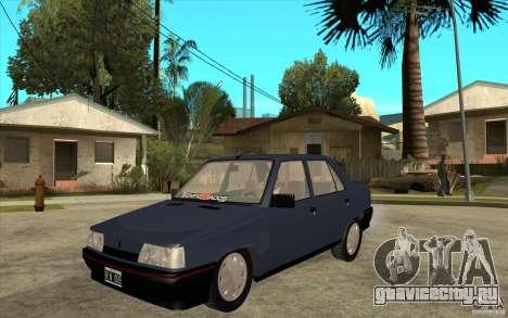 Renault 9 Mod 92 TXE для GTA San Andreas