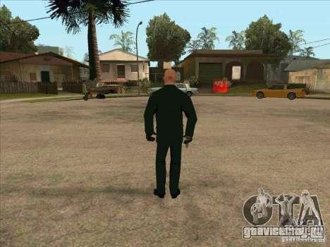 Hitman: Codename 47 для GTA San Andreas третий скриншот