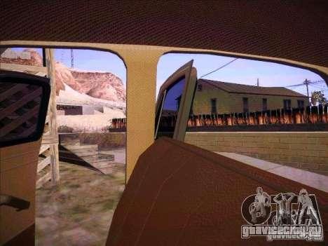 ГАЗ М 20 Победа 1956 для GTA San Andreas вид сбоку