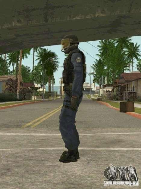Counter-terrorist для GTA San Andreas второй скриншот
