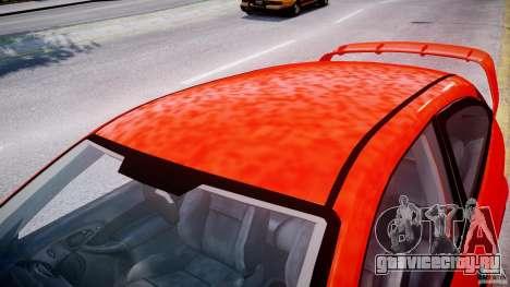 Ford Focus SVT WRC Street для GTA 4 вид снизу