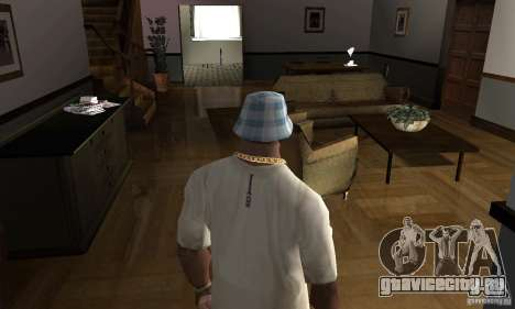 Новые интерьеры безопасных домов для GTA San Andreas второй скриншот
